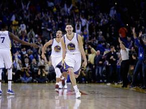 NBA: Klay Thompson logró marca que nunca registraron Jordan o LeBron James