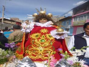 Andahuaylas: realizan celebraciones en honor al ´Niño Jesús de Praga´