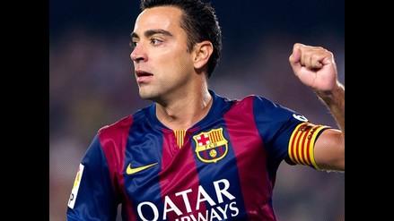 Barcelona: Legendario Xavi Hernández cumple hoy 35 años en gran momento
