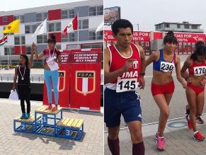 Atletismo: Kimberly García se corona campeona nacional de marcha