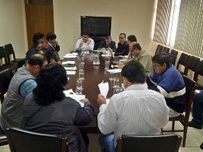Puno: el 28 de enero realizarán mesa de diálogo por conflicto en Ocuviri
