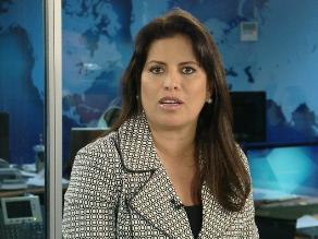 Ministra de la Mujer pide ubicar al agresor y del niño en San Isidro