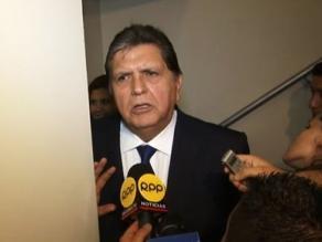 Ley Jóvenes: Alan García dice que derogatoria es un ´triunfo juvenil´
