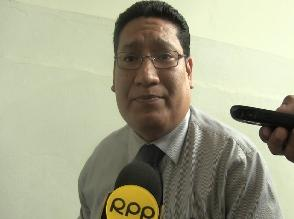 Piura: defensa de Paúl Olórtiga se opondrá a prórroga de investigaciones