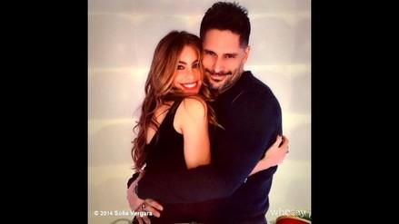 Sofía Vergara y Joe Manganiello se casarán a fines de setiembre