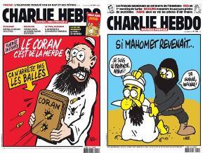 Charlie Hebdo: Turquía exige bloquear Facebook por caricaturas de Mahoma