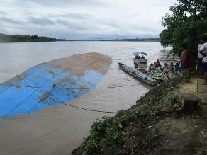 Amazonas: inician búsqueda de desaparecidos en el río Marañón