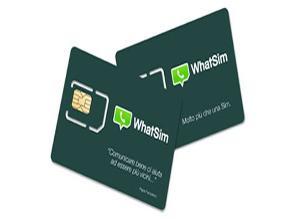WhatSim: La tarjeta para utilizar WhatsApp sin datos ni Wi-Fi