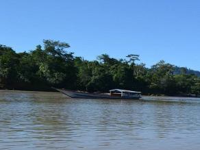 Bagua: buscan a desaparecidos 50 km aguas abajo del río Marañón