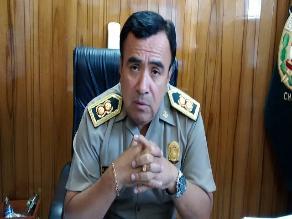 Chimbote: policía vigila viviendas de trabajadores judiciales amenazados