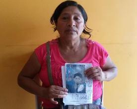 Chiclayo: mujer busca a su padre Francisco Saavedra a quien no conoce