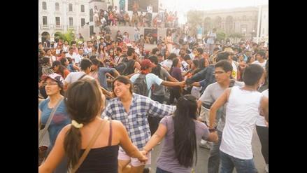 Ley Jóvenes: Así celebran por derogatoria de polémico régimen laboral