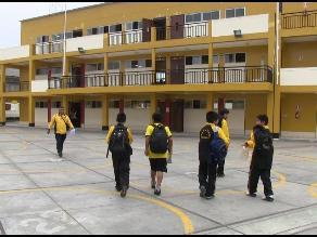 Piura: reponen servicio eléctrico en colegios de la región