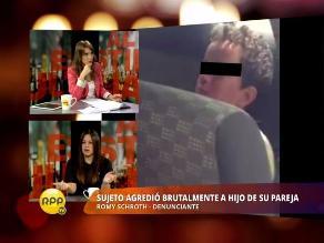 San Isidro: Madre de menor estuvo presente al momento de la agresión