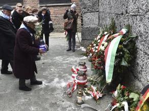 Voces de los supervivientes marcan el 70 aniversario de Auschwitz
