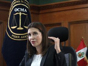 OCMA pedirá informes a jueces que hayan incrementado patrimonio en 20%
