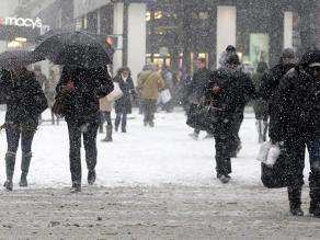 Estados Unidos: lo que la tormenta de nieve dejó en el noroeste de ese país