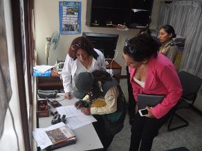 Municipio de San Isidro denunció a agresor de menor