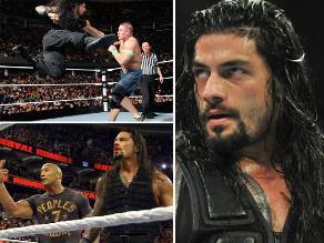 Roman Reigns: todo lo que debes saber del ganador de Royal Rumble 2015
