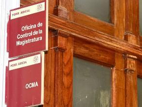 Por nexos con caso Álvarez y Orellana: OCMA investiga a 10 jueces