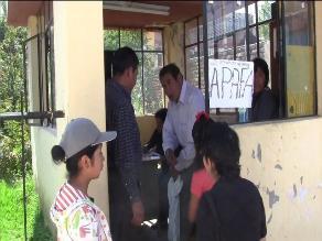 Trujillo: padres temen denunciar a malos directores por represalias
