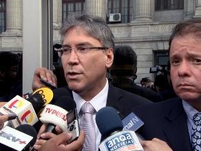 PJ rechaza recusación presentada por Aurelio Pastor contra juezas