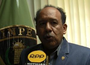 Lambayeque: Henry Cotos fue ratificado como jefe del INPE Norte