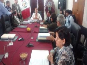 GRA pide exhaustiva investigación a representantes de Oncoserv