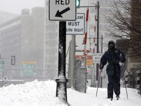 Nueva York superó tormenta que fue menor de lo que se temía