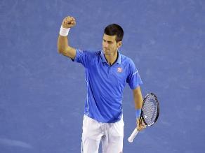 Abierto de Australia: Djokovic destroza a Raonic y avanza a semifinales