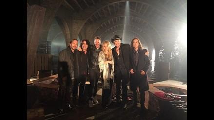 Shakira: Se filtra adelanto de colaboración con Maná