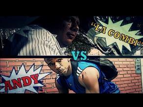 YouTube: Andy Martínez ganó a una combi al mismo estilo de Usain Bolt