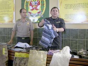 Piura: desarticulan banda que robaban ropa exclusiva