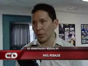 Raúl Rosales, el candidato a administrador de la U que trabajó para Alianza