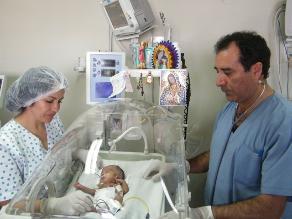 Arequipa: mujer dio a luz a quintillizos en hospital de EsSalud