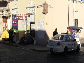 Ica: en tercer día en huelga de hambre exigen destitución de directora