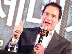 Arnold Schwarzenegger comparte avance de Terminator: Génesis