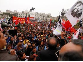 ¿Pueden surgir en el Perú candidatos antisistema?