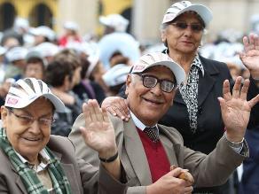 OMS: El envejecimiento saludable es la prioridad