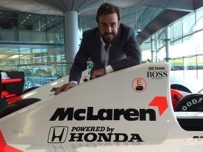 Fernando Alonso: Quiero escribir un nuevo capítulo en la historia de McLaren
