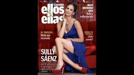 Sully Sáenz se queda en la Tv peruana