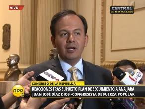 Juan Díaz: Ollanta Humala ha entrado en un estado de paranoia