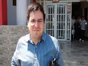 Chimbote: califican de injusto el pedido de prisión contra exalcalde