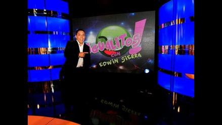 Edwin Sierra vuelve a la Tv con Igualitos este sábado 31