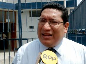 Piura: ´los que atacan la casa de Paul Olórtiga son unos miserables´