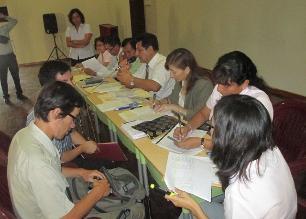 Inician adjudicación de plazas por contrato a docentes en Lambayeque