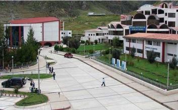 Trabajadores administrativos rechazan corrupción en universidad de Pasco