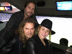 Maná presentará nuevo disco que incluye dueto con Shakira