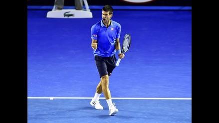 Abierto de Australia: Novak Djokovic se venga de Wawrinka y es finalista