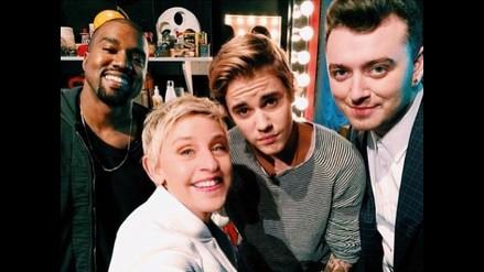 Ellen DeGeneres publica otra épica selfie